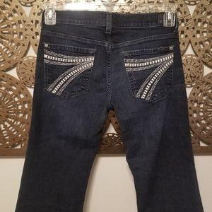 7 For All Mankind Jeans - 7FAM Dojo Medium Wash